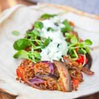 Braised Tofu Kebabs