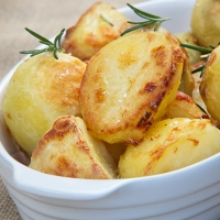Homemade Roast Potatoes – Naturally Vegan & Gluten-Free