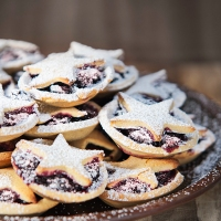 Cherry and Cranberry Pies – Vegan and Gluten Free